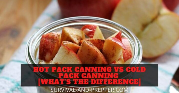 Hot pack vs Cold Pack