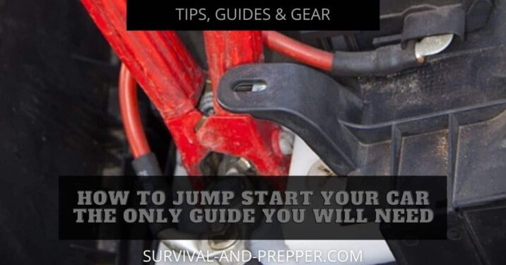 Jump starting your car guide