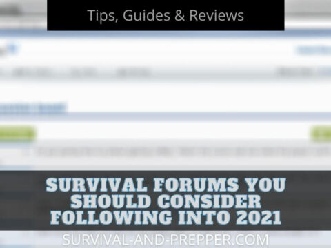 Survival Forums for 2021