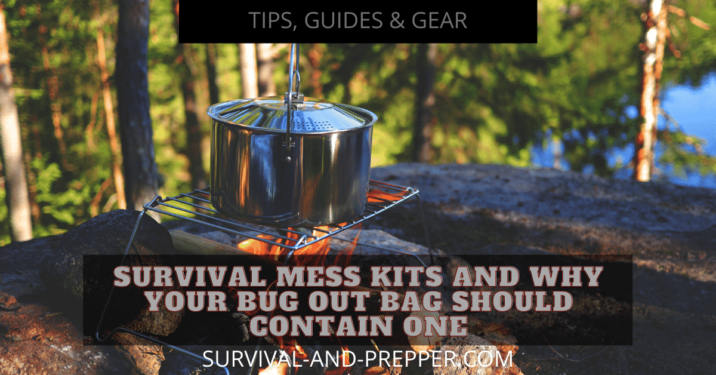 survival mess kit